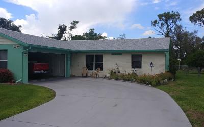 Sebring Single Family Home For Sale: 3500 Bristol St