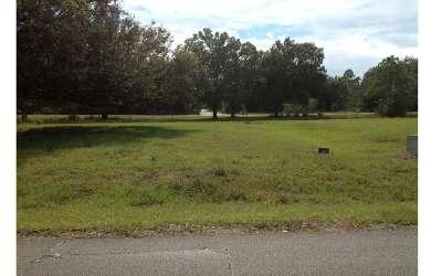 Sebring Residential Lots & Land For Sale: 1005 Whispering Oaks Ct