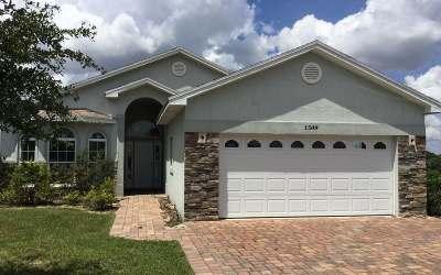 Sebring Single Family Home For Sale: 1509 Stone Ridge Cir