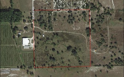 Sebring Residential Lots & Land For Sale: 1320 Blueberry Rd