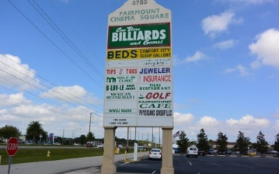 Highlands County Commercial For Sale: 3750 Us 27 North Unit 2-C