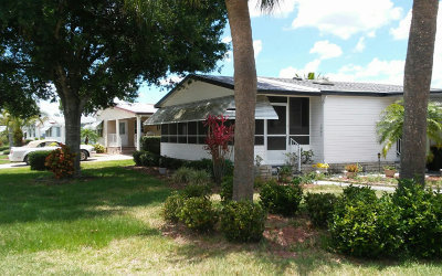 Avon Park, Lake Placid, Lorida, Sebring Mobile/Manufactured For Sale: 1945 Sunflower Circle