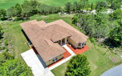 Sebring Single Family Home For Sale: 5318 Brett Cir