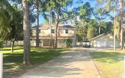 Sebring Single Family Home For Sale: 2111 Gardenview Rd
