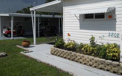 Avon Park, Lake Placid, Lorida, Sebring Mobile/Manufactured For Sale: 2808 Pond Dr.