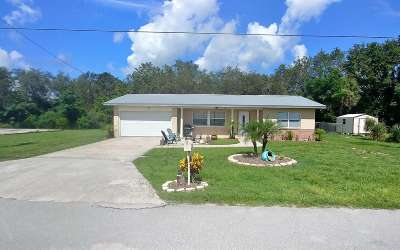Avon Park FL Single Family Home For Sale: $86,000