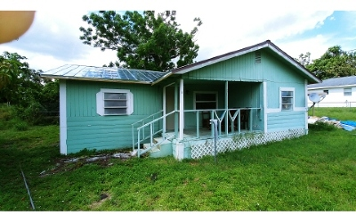 Lake Placid Single Family Home For Sale: 108 Anderson St