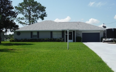Lake Placid Single Family Home For Sale: 1750 Washington Blvd NW