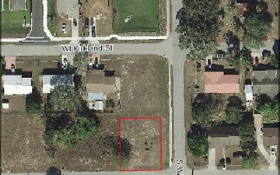 Avon Park Residential Lots & Land For Sale: 500 W Lacey St