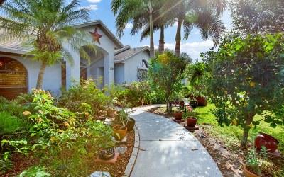 Lake Placid, Sebring, Lorida, Avon Park, Venus Single Family Home For Sale: 122 Orange Rd NE