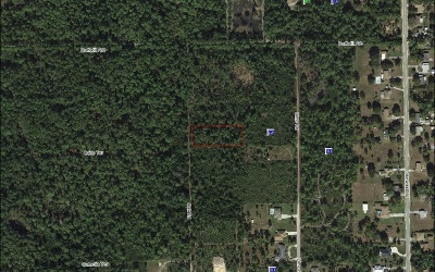 Residential Lots & Land For Sale: 4826 Oak Rd