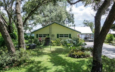 Lake Placid, Sebring, Lorida, Avon Park, Venus Single Family Home For Sale: 2126 Oak Beach Blvd