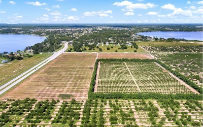 Highlands County Residential Lots & Land For Sale: 2100 Scenic Highway