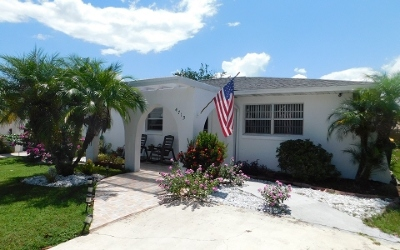 Single Family Home For Sale: 4713 Mercado Dr