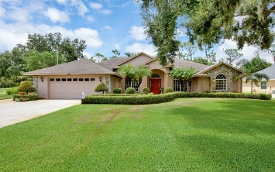 Lake Placid Single Family Home For Sale: 1018 Lake June Rd