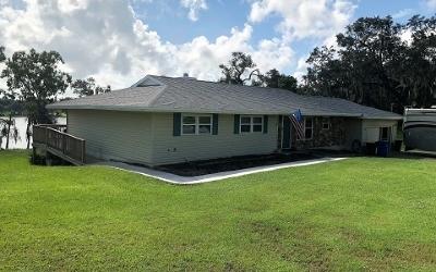 Lake Placid Single Family Home For Sale: 104 Lagrow Rd