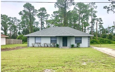 Lake Placid, Avon Park, Lorida, Sebring Single Family Home For Sale: 3215 Pompano Dr