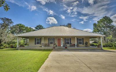 Lake Placid, Avon Park, Sebring, Lorida Single Family Home For Sale: 10800 S Orange Blossom Blvd