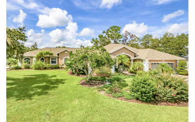 Sebring Single Family Home For Sale: 5044 Strafford Oaks Dr