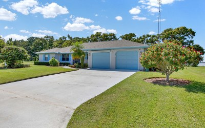 Lake Placid, Sebring, Lorida, Avon Park, Venus Single Family Home For Sale: 2680 Abell Rd