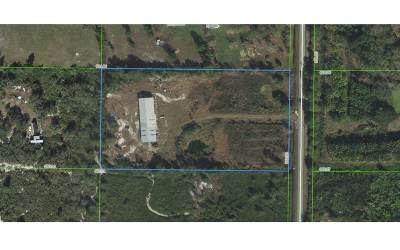 Residential Lots & Land For Sale: 805 N C Hill Rd