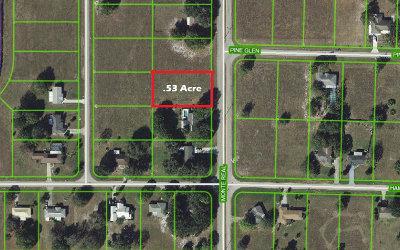 Sebring Residential Lots & Land For Sale: 200 Monte Real Blvd