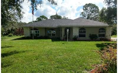 Sebring Single Family Home For Sale: 5720 Golden Rd