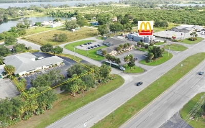 Highlands County Commercial For Sale: 225 Us 27