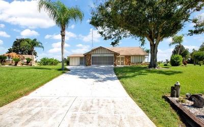 Avon Park, Lake Placid, Lorida, Sebring Single Family Home For Sale: 6601 Coral Ridge Rd
