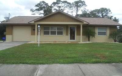 Lake Placid Single Family Home For Sale: 605 S Sun N Lake Blvd