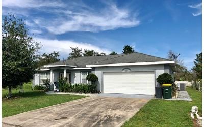 Avon Park FL Single Family Home For Sale: $164,000