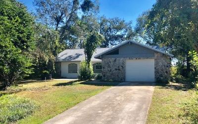 Sebring Single Family Home For Sale: 6317 Elm Place