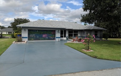 Lake Placid, Sebring, Lorida, Avon Park, Venus Single Family Home For Sale: 3105 Country Lake Drive