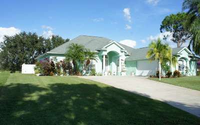 Sebring Single Family Home For Sale: 6709 Coral Ridge Road