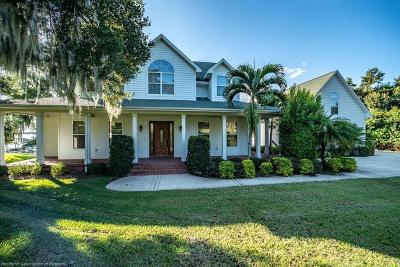 Lake Placid, Lorida, Avon Park, Sebring Single Family Home For Sale: 1208 N Cr 17