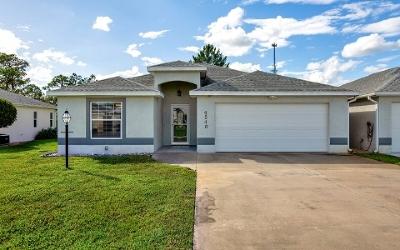 Sebring FL Single Family Home For Sale: $174,900