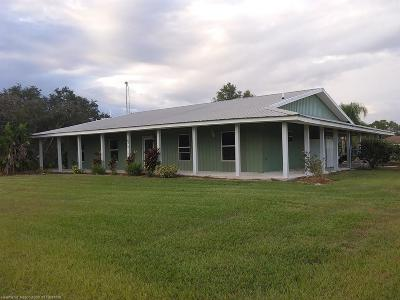 Avon Park FL Single Family Home For Sale: $185,000