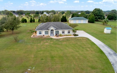 Sebring Single Family Home For Sale: 4025 Thoroughbred Lane