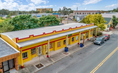 Highlands County Commercial For Sale: 127 E Center Avenue