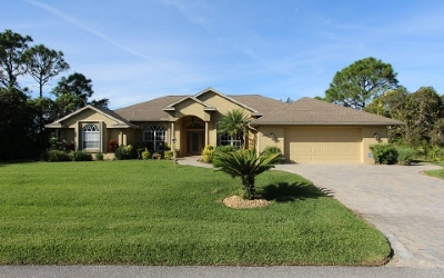 Sebring Single Family Home For Sale: 5221 Belmar Drive