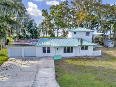 Lorida Single Family Home For Sale: 1409 Tall Cypress Drive