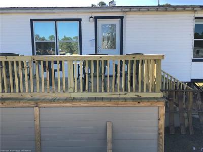 Sebring FL Single Family Home For Sale: $89,000