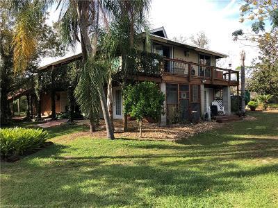 Sebring FL Single Family Home For Sale: $249,900