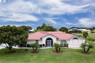 Avon Park, Lake Placid, Sebring Single Family Home For Sale: 524 Spring Lake Boulevard