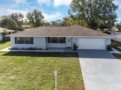 Lake Placid Single Family Home For Sale: 132 Apple Tree Avenue