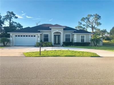 Sebring Single Family Home For Sale: 511 Dozier Avenue