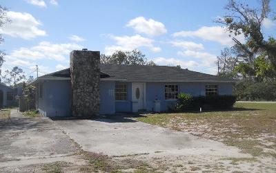 Lake Placid Single Family Home For Sale: 111 Eversole Avenue