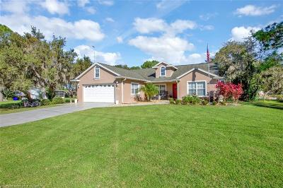 Lake Placid, Sebring, Lorida, Avon Park, Venus Single Family Home For Sale: 26 Choctaw Street