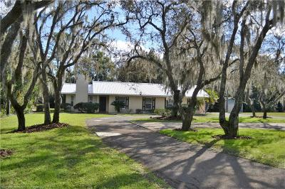 Avon Park, Lorida, Lake Placid, Sebring Single Family Home For Sale: 970 Lake Lotela Drive