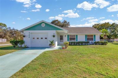 Highlands County Single Family Home For Sale: 4200 Loquat Road
